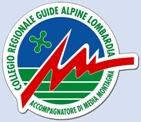 logo del collegio delle guide alpine