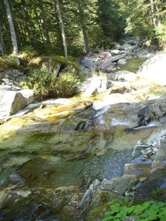 Fotografie del trekking sui sentieri walser in valle - Piscine naturali piemonte ...